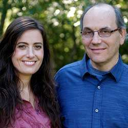 Dan Cohen, PhD and Emily Blefeld